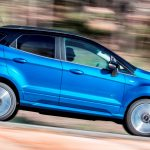 Weekend roadtest: Ford EcoSport ST Line 140