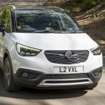 Weekend roadtest: Vauxhall CrosslandX 130ps