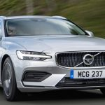Sunday drive: Volvo V60 D4 estate