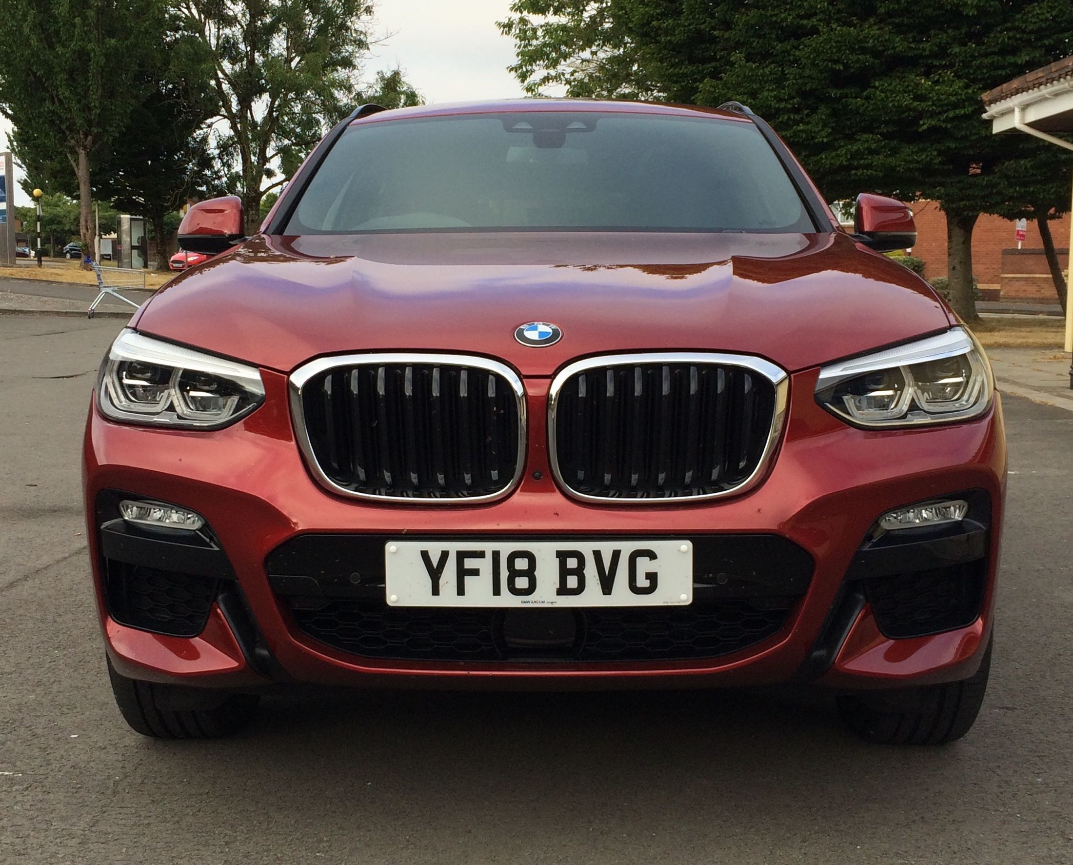 Weekend roadtest BMW X4 2 0d M Sport – Wheels Within Wales