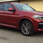 Weekend roadtest: BMW X4 2.0d M Sport