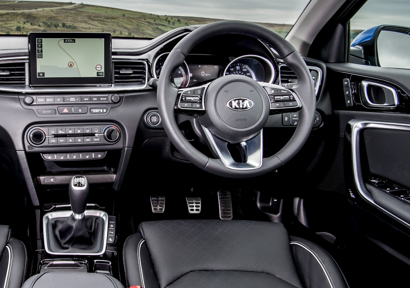 Sunday drive: New Kia Ceed 1 4 T-GDi First Edition – Wheels Within Wales