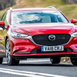 Weekend roadtest: Mazda6 Tourer Sport Nav+ 165ps