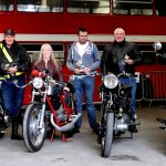 Classic bike show returns to Swansea