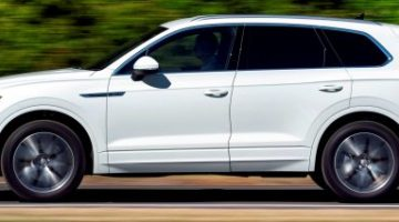 Sunday drive: VW Touareg R-Line 3.0V6