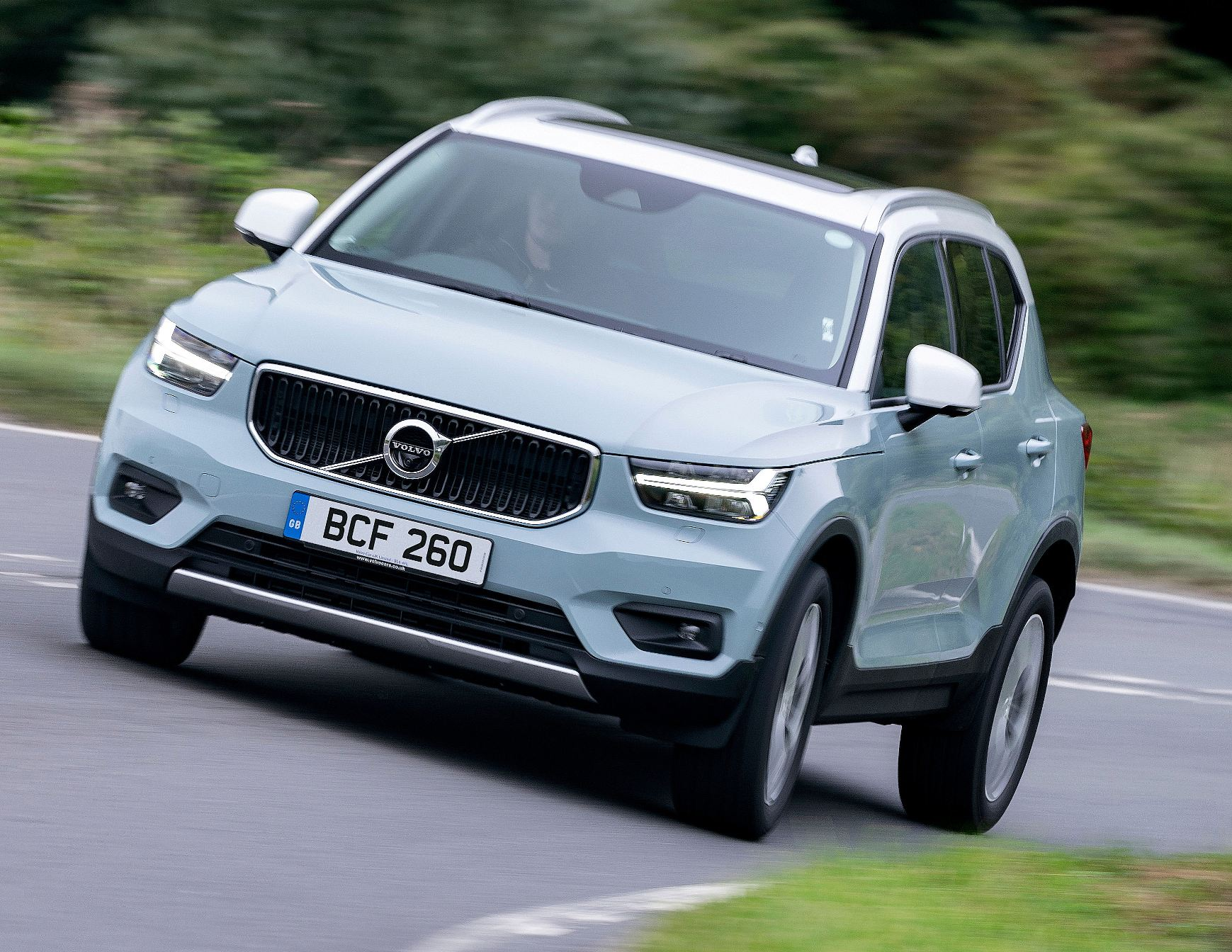 Volvo Xc40 Range Rolls Onwards Wheels Within Wales