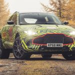Secret Welsh off-road tests for new AM DBX