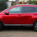 Mid-week wheels: Honda CRV 4WD auto