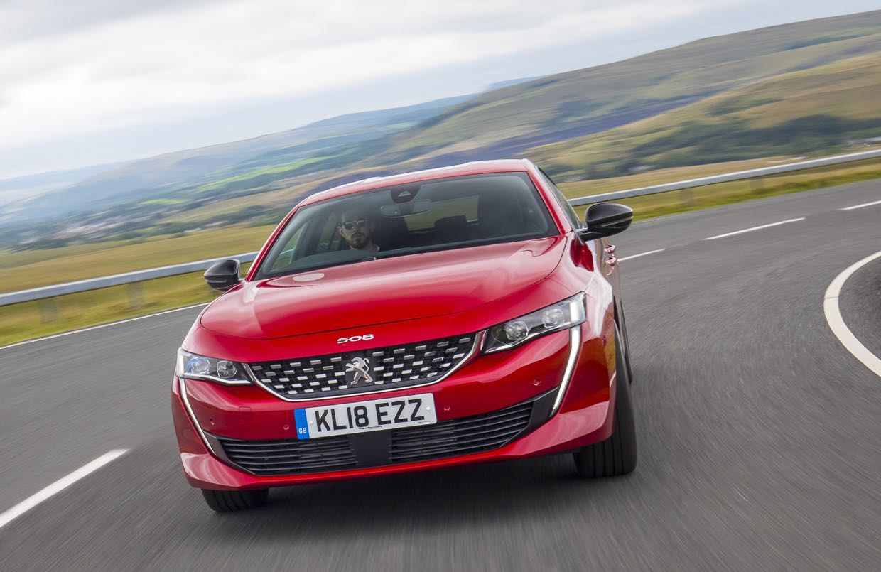 weekend roadtest peugeot 508 allure bluehdi 130 manual wheels within wales. Black Bedroom Furniture Sets. Home Design Ideas