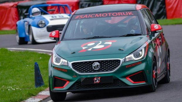 Welsh student helps with MG3 hottest hatch – Wheels Within Wales
