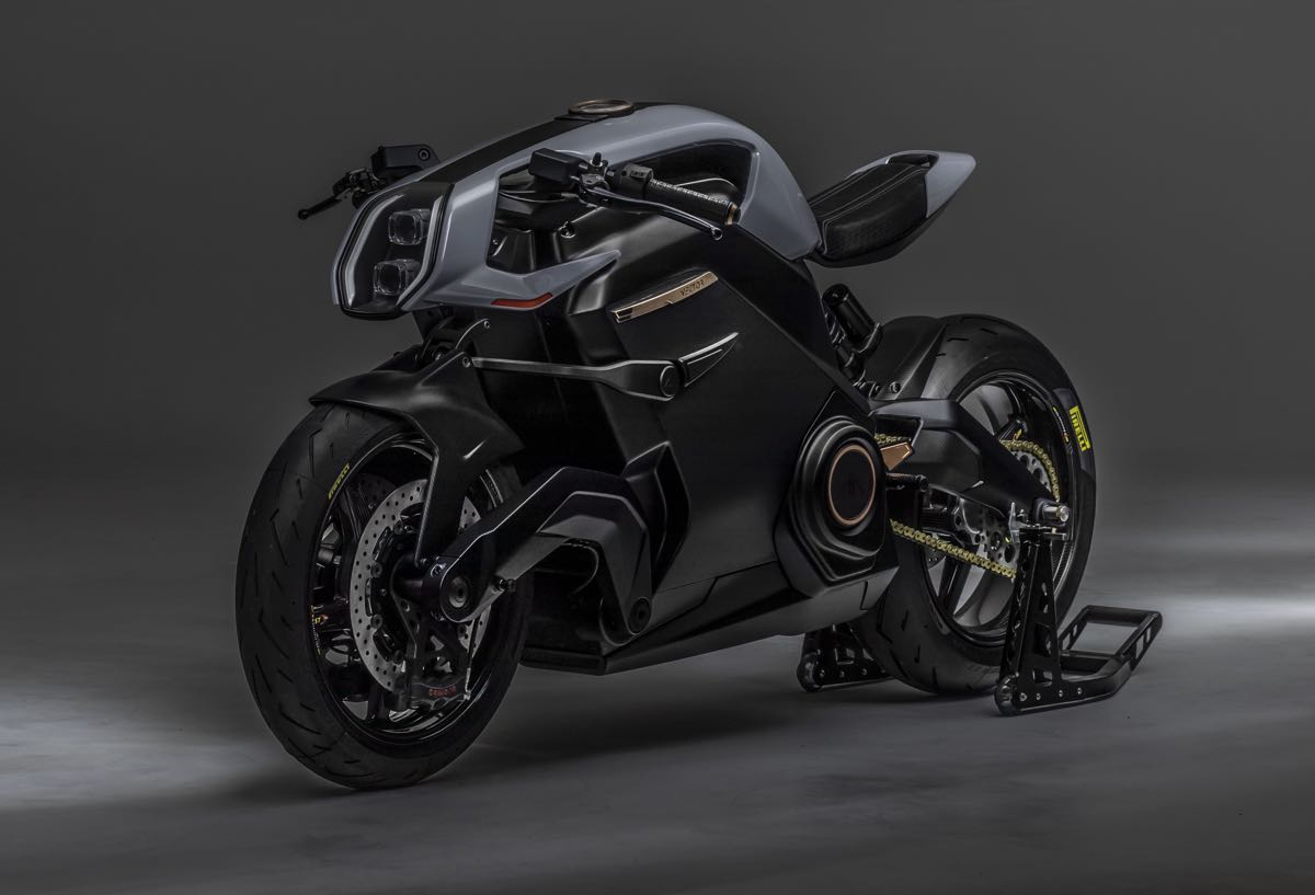 South Wales Superbikes >> 90 000 Electric Superbike Destined For St Athan Power Park