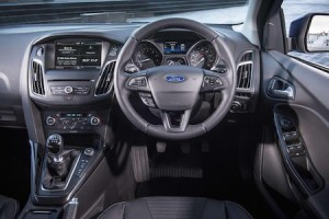 Ford Focus 2015 driver side