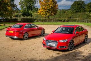 Audi A4 duo