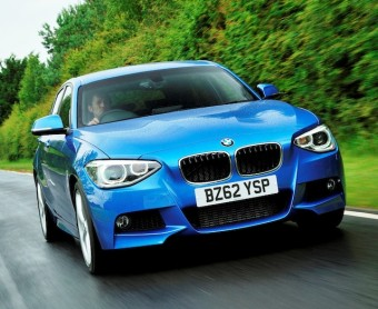 BMW 116d EfficientDynamics 62 plate News