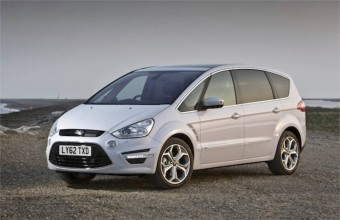 Ford S MAX front static