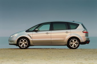 Ford S-MAX. (02/20/06)