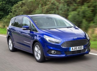 FORD S -Max Photo - Jed Leicester  07967091226