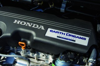 Honda CRV 1600 engine s