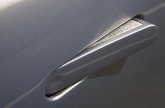 Jaguar F Type pop out door handle