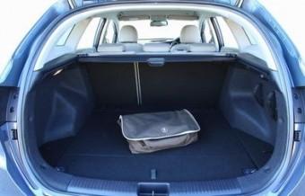 Kia ceed SportsWagon loadbed floor