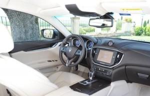 Maserati Ghibli diesel int