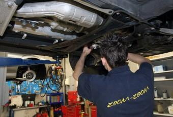 Mazda service shot 2