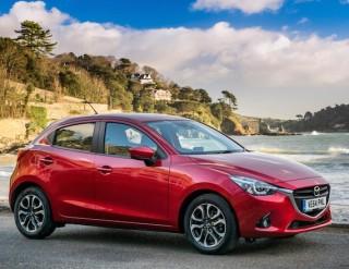 Mazda2 front static Salcombe