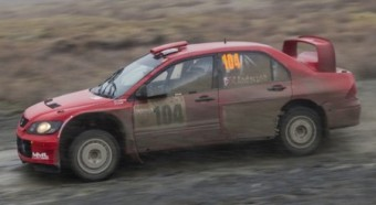 MidWales Stages 2015 Jamie Anderson and Jon Scott 2