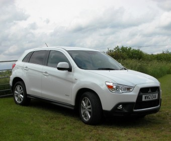Mitsubishi ASX country and town