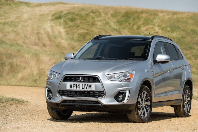 Mitsubishi ASX restyled and refreshed