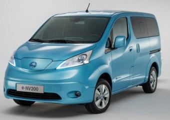 Nissan NV200 electric van