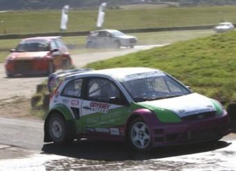 Pembrey RallyX Godfrey wins med