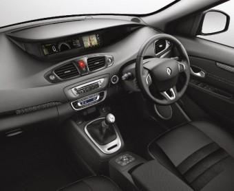 Renault Scenic fascia 1