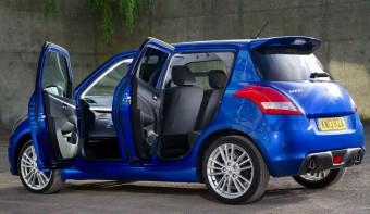 Suzuki Swift Sport 5door open