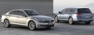 VW Passat sal and est