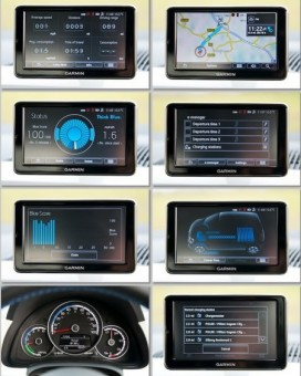 VW e up Maps and More