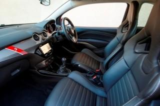 Vauxhall Adam S front interior