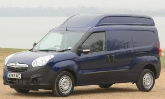 Vauxhall Combo L2H2 side