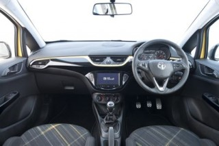 Vauxhall Corsa MY15 3dr front cabin