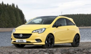 Vauxhall Corsa MY15 3dr front lake