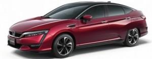 Honda Clarity 2016 saloon small