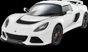Lotus Exige S auto exterior