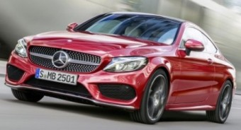 MB C Class Coupe MY2016