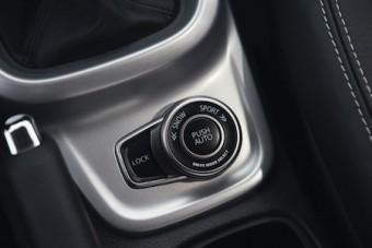 Suzuki Vitara AllGrip switch