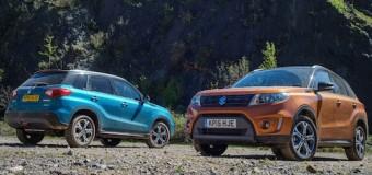 Suzuki Vitara quarry duo med