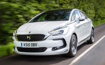 DS5 is distinctive and big