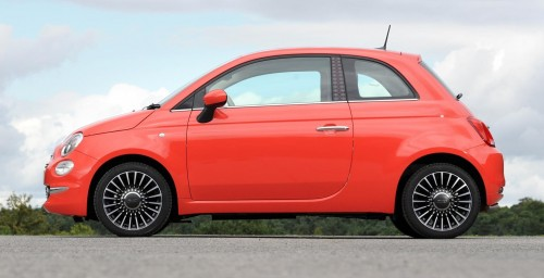 Fiat 500 gets new 95hp engine
