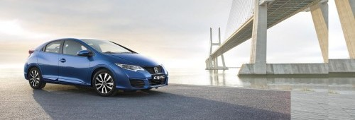 Special edition Civic comes in February