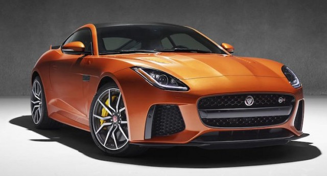 Powerful addition to Jaguar range