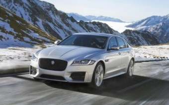 AWD now available in Jag XF